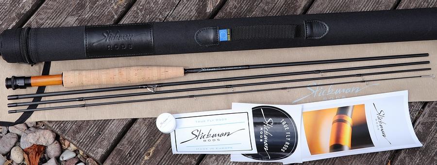 Fliegenfischer Forum Gerätetest Fliegenruten Stickman Rods