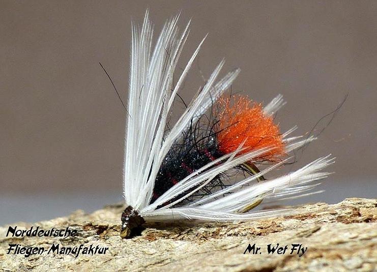 Veniard Grey English Rebhuhn gemischte Federn zum Fliegenbinden