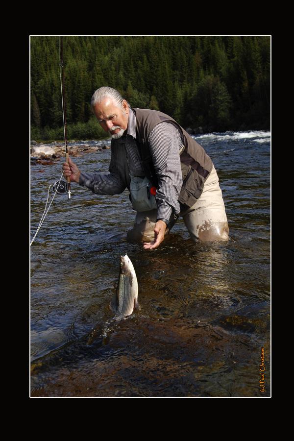 Fliegenfischer-Forum / Fliegenfischen in Norwegen - an der